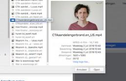 hoe voeg ik ondertitels toe aan facebook video