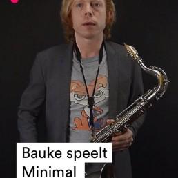 HelloMe_Bauke Speelt Minimal