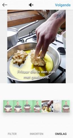 omslagvideo aanpassen