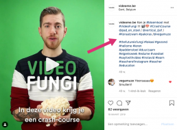 video context Instagram