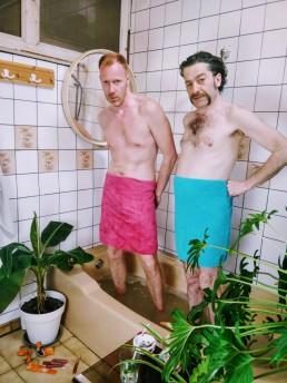 AfslagFreddy, InternetTeevee met Freddy De Vadder en David Galle