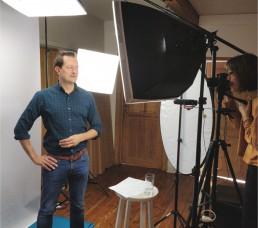 Videoproductie studio en creative branding channel te Gent