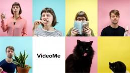 VideoMe campagne 2019, creatief branding agency, videoproductie. waarde video content maken