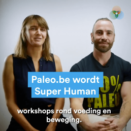 super human paleo interview video