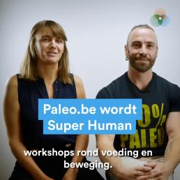 super human paleo interview video