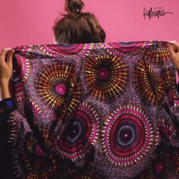 Afrikimono: Kimonos for free spirits