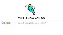 Hoe playlist maken in YouTube?